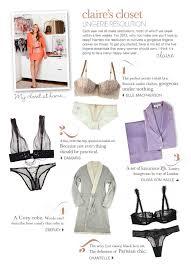 claire u0027s closet january 2013 lingerie essentials journelle