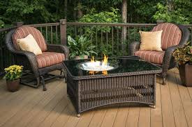 target fire pit table fire pit fire pits gas outdoor pit table on a wooden deck target