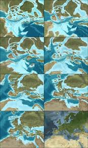 Map Of North America And Europe by How The North American And European Continents Have Formed
