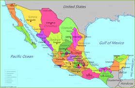 map of mexoco hermosillo mexico map mexico u0027s road network geo mexico the
