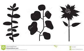 lime slice silhouette lemon lime icons set stock illustration image 46720420