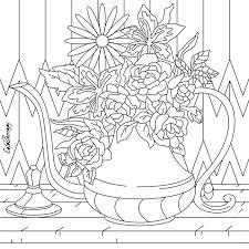 6773 color images coloring books mandalas