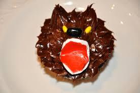 spooky halloween werewolf cupcakes u2013 type a baker