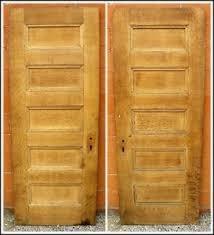 Five Panel Interior Door Antique 5 Panel Oak Veneer Solid Core Ash Interior Door