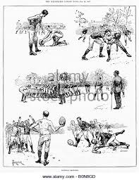 rugby football 19th century stock photos u0026 rugby football 19th