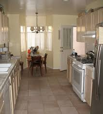 long narrow kitchen layout popular narrow and long kitchen
