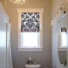 small window treatments for bathrooms beautiful window