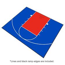 backyards fascinating paver basketball court yard decor ideas