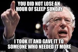 Meme Explained - daylight savings time explained imgflip