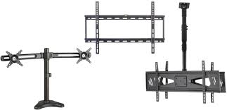 black friday tv mounts tv stands portable flat screen displays