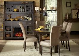 Corner Dining Hutch Overwhelming Home Dining Room Design Ideas Identify Endearing
