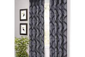 Walmart Velvet Curtains by Curtains Gray And Black Curtains Amazing White And Black