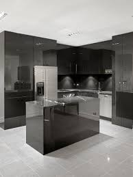black kitchen design ideas brilliant black kitchen design h43 about furniture home design