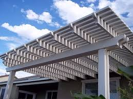 Lattice Patio Covers Do Yourself Aluminum Patio Covers U0026 Shade Structures