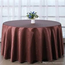 Wedding Linens For Sale Table Cloth Table Cover Round For Banquet Wedding Party Decoration