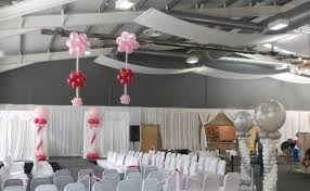 wedding and event balloon decorating service