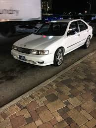 nissan sentra rare front end http www losfizz com jdm cars of