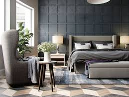 bedrooms are the perfect place to experiment with a new interior