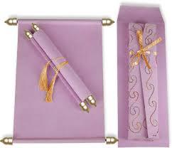indian wedding scroll invitations scroll wedding invitations scroll marriage cards by awc