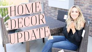 home decor u0026 furniture haul house update youtube