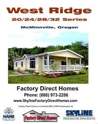 skyline manufactured homes floor plans brochures of skyline manufactured home models floor plans and