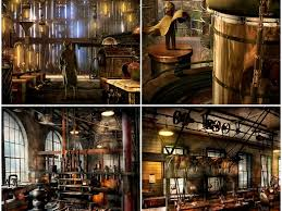 home decor good looking steampunk room ideas home decor