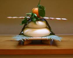 Japanese New Year Decorations Kagami Mochi by 123 Japanese Learn Japanese For Free Online