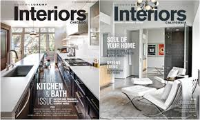 Best US Interior Design Magazines Featuring KOKET In - Modern interior design magazine