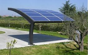 tettoie per auto pensiline per autosoave energia project