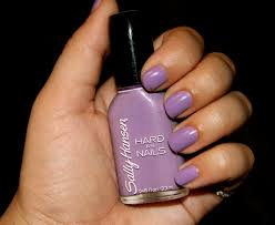 notd sally hansen hard as nails in u0027no hard feelings u0027 kailan