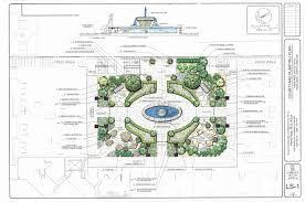 floor plan websites site plans ross landscape architecture commercial courtyard plan