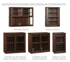 build your own saxton modular cabinets pottery barn