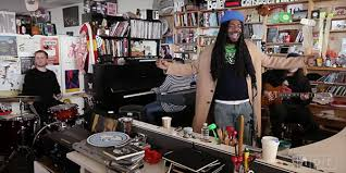 Npr Small Desk D R A M Performs Tiny Desk Concert For Npr 2dopeboyz