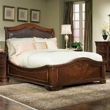 Wood Frame Bed Best King Size Bed Frame With Headboard King Size Bed Frame With
