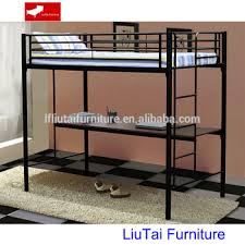 Bunk Bed With Study Table Black Bunk Beds Metal Bunk Beds With Study Table Buy Bunk Beds