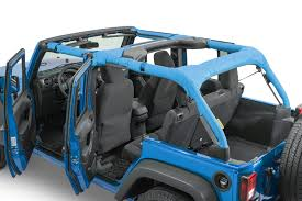 blue jeep wrangler dirtydog 4x4 roll bar covers for 07 17 jeep wrangler unlimited jk