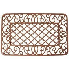 Cast Iron Doormat Door Mats