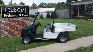 2017 club car carryall 500 gas 4 2 utility vehicle peebles golf