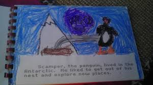 the adventures of scamper the penguin peter u0027s peripatetic pages