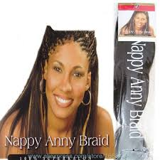 hair trade pigtail braids with extensions a black bina yaki braid
