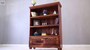 Bookcase Shop Bookshelf U2013 Shop Cambrey Bookshelf In Honey Finish Online From