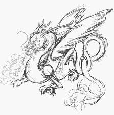 chinese dragon gif process by milenahide on deviantart