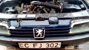 peugeot 405 tuning peugeot 405 gr youtube