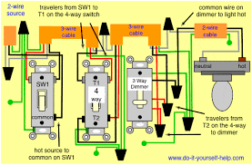 4 way switch wiring diagrams do it yourself help com