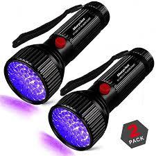can a black light detect 51 led uv flashlight pet urine stain detector morpilot 2pcs