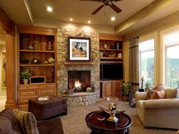Simple Cozy Modern Living Room With Fireplace Ideas Pictures - Living room designs with fireplace