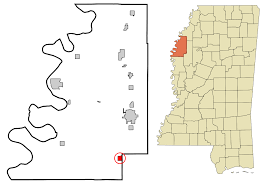 Mississippi Zip Code Map by Shaw Mississippi Wikipedia
