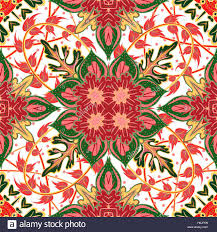 gorgeous seamless patchwork pattern from blue moroccan tiles stock