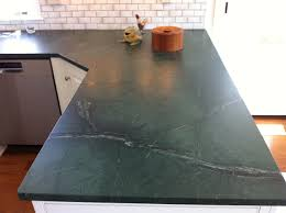 soapstone counters with a wood counter top soapstone werks