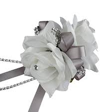Wrist Corsages For Homecoming Corsage For Prom Amazon Com